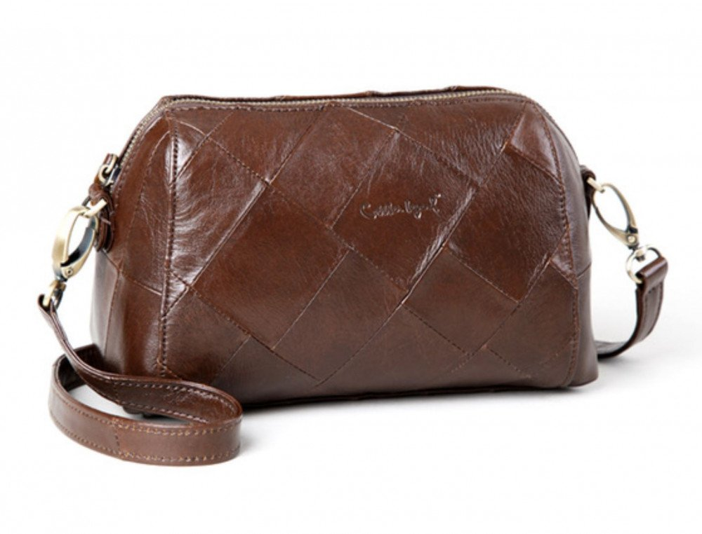 Brown Leather Purse Shoulder Bags for Women Small Purse for Women Ready for Shipping