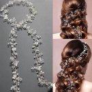 Vintage Tiaras Crown for Princess Headband Bridesmaids Flower Girls Bridal Pearl Tiaras