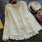 Off White Cardigan for Women Cabled Knitted Sweet Cardigan Spring Sweater Fall Cardigan for Women