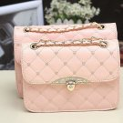 Bridesmaids Purse Peach Pink Bags and Purses Wedding Clutch for Women Hearts