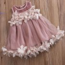 RSS Boutique Cute Dresses Ready to Ship 3-6 Months Purple Dress for Girls Casual Purple Dresses