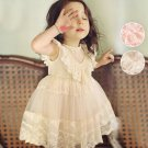 Ruffles Victorian Dress for 2T Infant Girls Ivory Tutu Dresses RSS Boutique Cuteness Overload