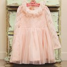 Pink Dress for Girls 12-24mos Ready for Shipping Pink Tutu Dress for Girls Classic Dress for Girls