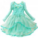 18-24 Months Mintgreen Tutu Dress READY TO SHIP Fairy Dust Thicker Tulle Girls Green Dresses