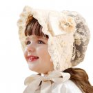 Recommended Hats for 0-3 Months Noble Peach Newborn Props Ruffled Bonnets FREE SHIPPING Baby Hats
