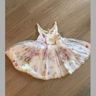 Shabby Chic White Dress 5t Hi-Quality Summer Linen FREE SHIPPING White Tank Dress
