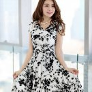 BRAND NEW WITH TAG White Dress for Women Ready to Ship Printed Summer Dresses for Women