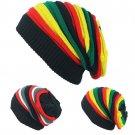 Fall Season Baggy Hats Jamaican Hat Reggae Rasta Style SALE! Unisex Winter Hats