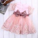 SALE Newborn Christmas Dress Pink Color Fashion RSS Boutique Pink Tutu Dress for Newborn Girls