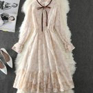 RSS Boutique New Lacy Ivory Dress for Women Ivory Dress for Teenage Girls