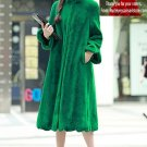 Luscious Green Winter Overcoats for Women Cozy and Warm Body Fashion Iconic Green Coats