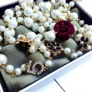 Limited With Red Rose Rudelynssarisaristore.com Pearl Necklaces for Women is Now Ready for Shipping