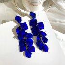 Free Shipping Royal Blue Earrings for Women Royal Blue Dangling Earrings New Jewelries 2020