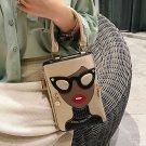 Free Shipping New Golden Phone Bags Golden Wallet Golden Clutch Bags for Women