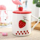 Coffee Mugs for Women Sweet Strawberry Theme for Kitchen Wares-Strawberry Collections