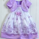 New Purple Dress Pretty Dress for Girls Dresses Lavander Dresses with FREE Headband for Girls