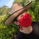 4 Pcs Handmade Reversible Mask Handmade by Lyn Double Cotton Protect  Yourself From Corona Virus