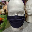 2pcs Blue Mask for Men RudelynsSariSariStore.com Handmade Face Mask for Men with Filter Pocket