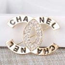 New C H A N E L Luxury Golden Brooch for Women Ready for Shipping Pins for Women