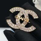 C H A N E L Brooches Golden Brooch for Women Ready for Shipping Pins for Women