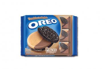Oreo Double Delight Chocolate Cream Sandwich Cookies