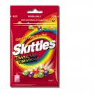 2 packs of Skittles Original Fruit Candies in resealable packing