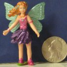 "Safari Ltd. Fairy PVC Figure Violet Mythical Realms Fantasy World 2 1/4"" Faerie"