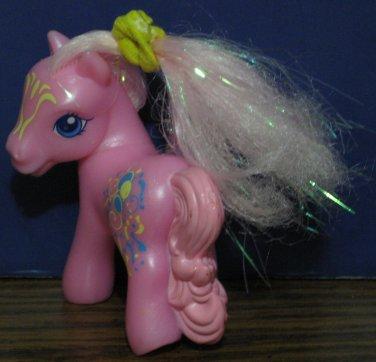 My Little Pony G3 McDonalds Pinkie Pie Happy Meal Toy - Fancy Symbol - 2008