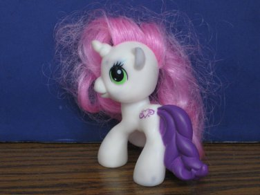 My Little Pony G3.5 McDonalds Sweetie Belle Happy Meal Toy - 2009