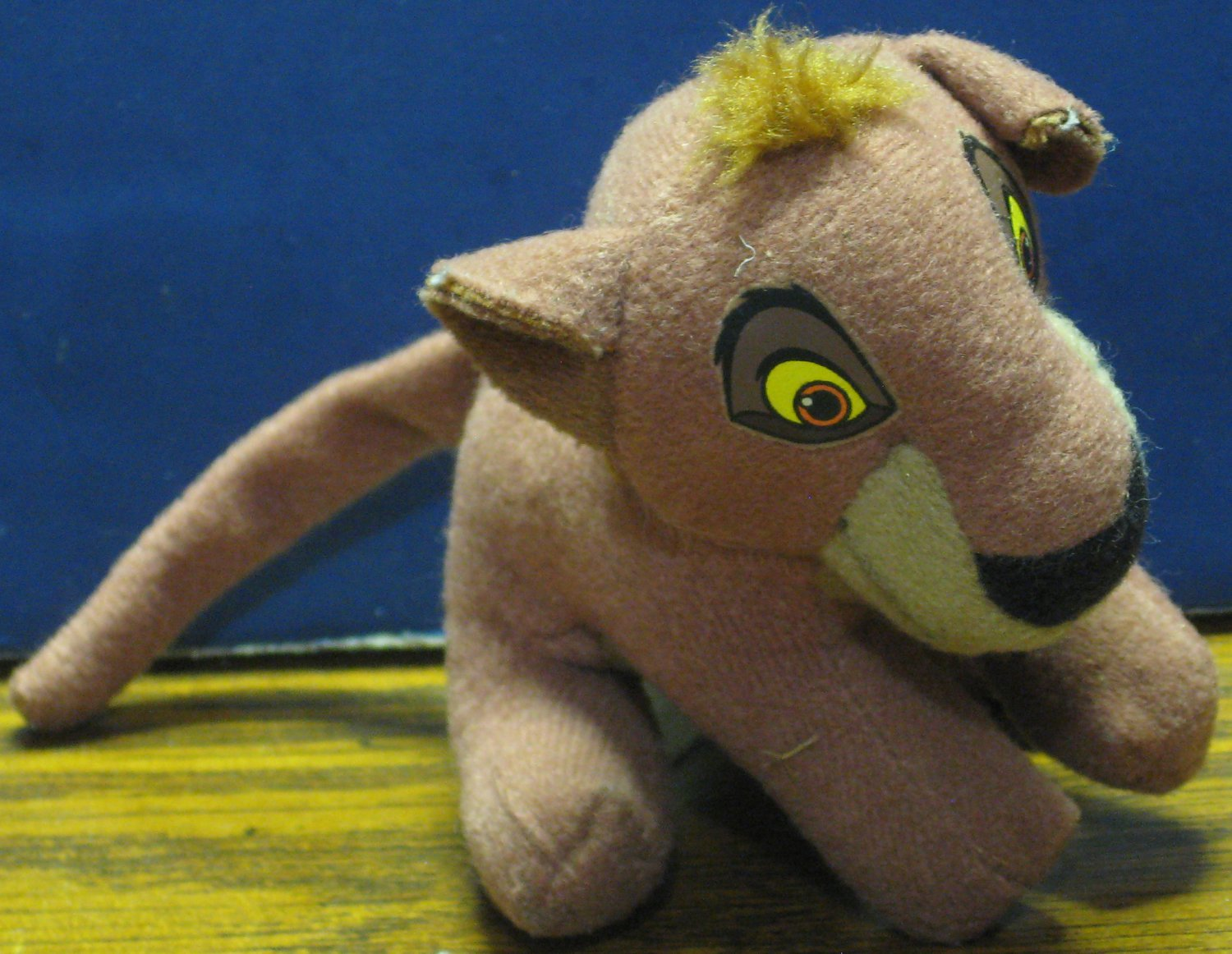 "Disney Lion King II Simba's Pride Kovu Mini Plush - 3"" - McDonalds"