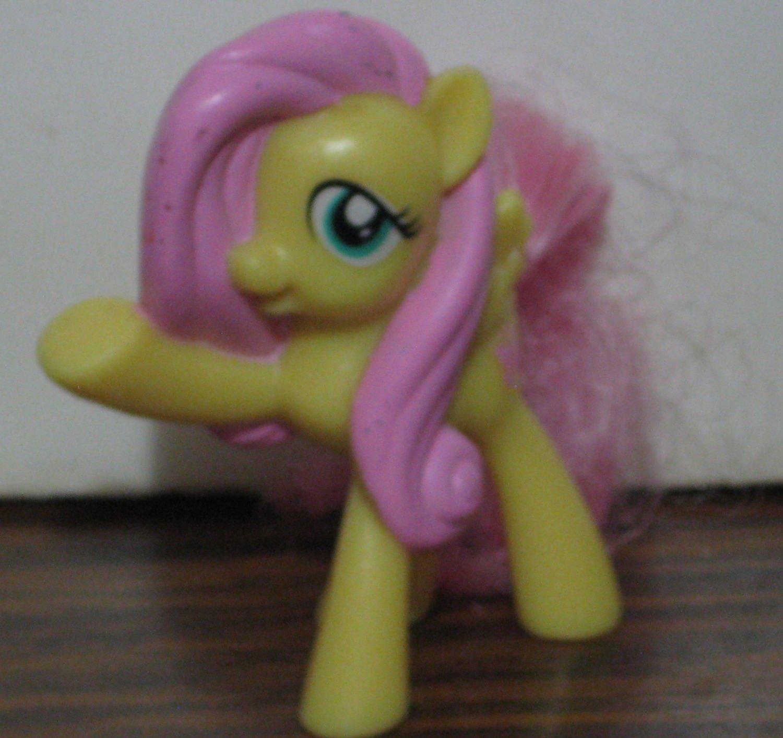 "My Little Pony Friendship is Magic Fluttershy Pegasus - 2011 3"" McDonalds FiM"