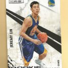 "2009-10 R&S #129 JEREMY LIN   ROOKIE  ""FREE SHIPPING"""