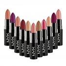 NYX Matte Lipstick  - Full Set: All 33 Colors - VelvetBlush