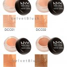 4 NYX Dark Circle Concealer Jar DCC - VelvetBlush