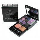 NYX Purple Smokey Look Kit Makeup Set S109P