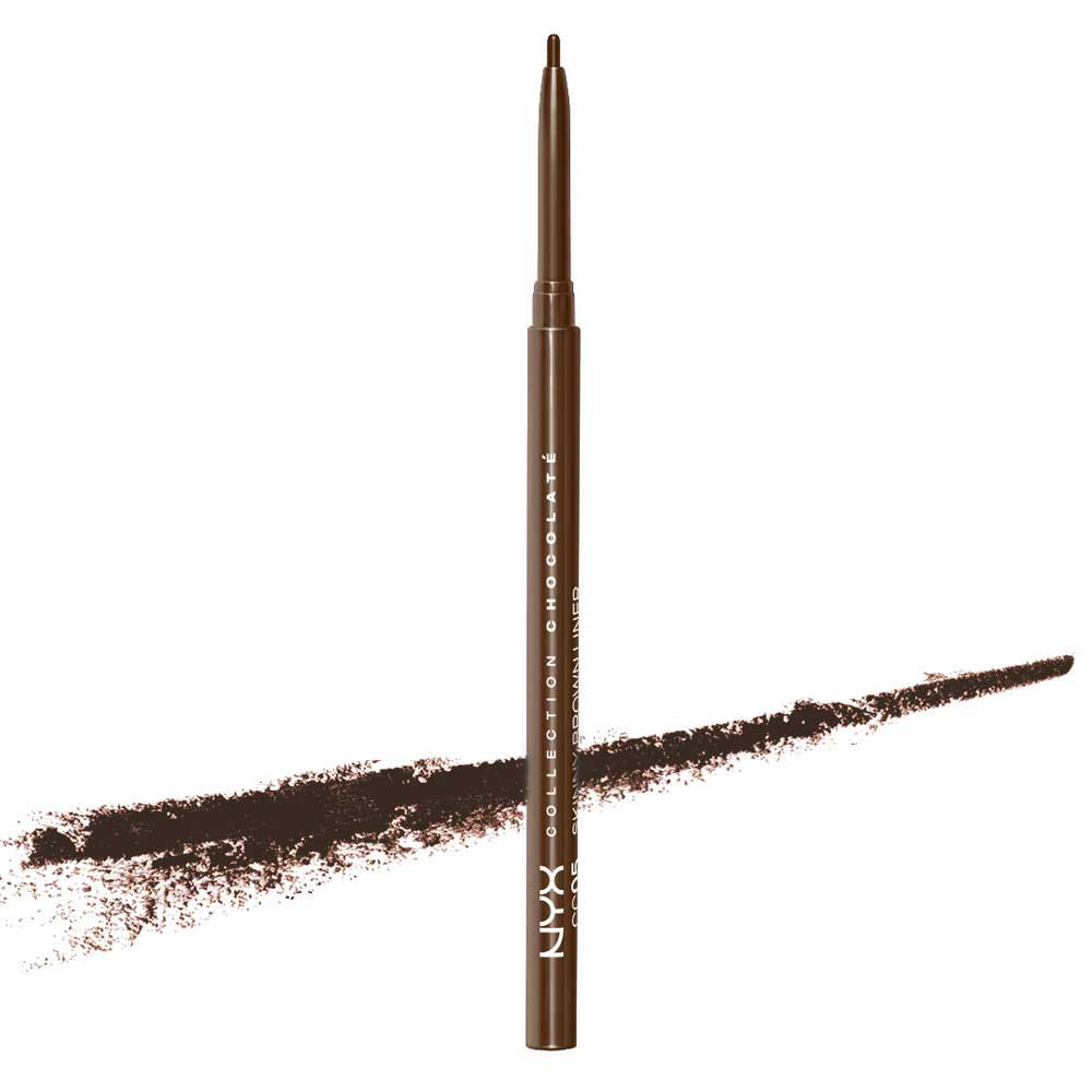 1 NYX Collection Chocolate Skinny Brown Liner (CC05) - VelvetBlush