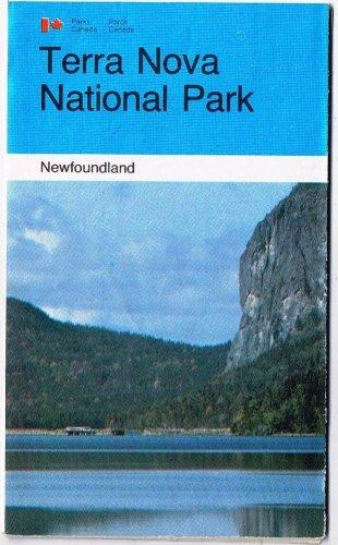 Newfoundland & Labrador Terra Nova National Park Brochure