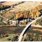 Goderich Ontario Postcard Benmiller Inn Panoramic View
