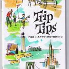 Esso Trip Tips For Happy Motoring 20 Page Booklet