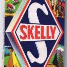 Northwestern United States Skelly Road Map 1952