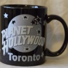 Planet Hollywood Collectable Mug Toronto 1991 Black