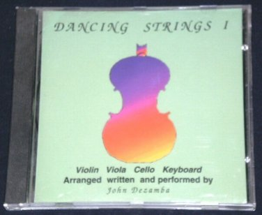 Dancing Strings I by John Dezamba (1999)