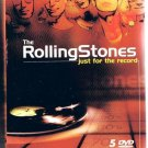 Rolling Stones Just For The Record 5 DVD (1992)