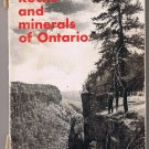 Rocks and Minerals of Ontario Department of Mines 1964
