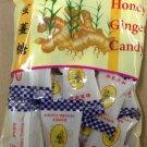 GT-Honey Ginger Candy 4 Oz Packs of 10