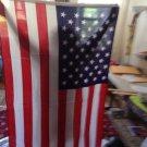 AMERICA AMERICAN FLAG UNITED STATES  For Windows Or Back Yard