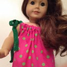 Handmade Sundress For American Girll Doll 18""