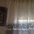 Handmade Cafe Style Curtain