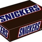 Snickers Chocolate Candy Bar, Singles (48 Count)