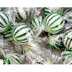 Jumbo Mint Balls � Spearmint [120CT Bag]
